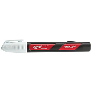 Milwaukee 48223711 INKZALL Liquid Paint Marker White