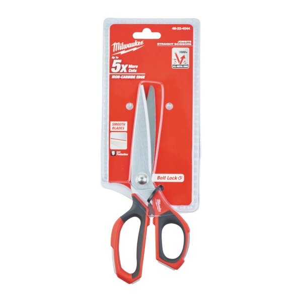 Milwaukee 48224044 Straight Scissors