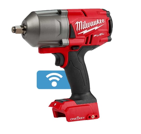 "Milwaukee M18ONEFHIWF12-0 ONE-KEY FUEL 18V Cordless 1/2"" Impact Wrench Naked"