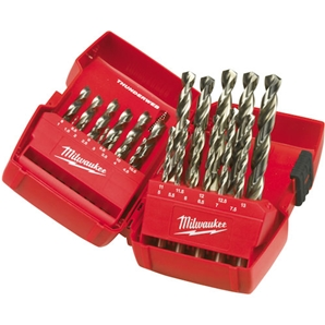 Milwaukee 4932352376 THUNDERWEB HSS-G Drill Bit Set (25 piece)