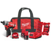Milwaukee M12SET1F-202B 12v Fuel Speed Screwdriver Set (2 x 2Ah)