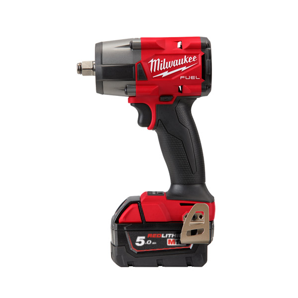 Milwaukee 18v Fuel Impact Wrench Kit M18FMTIW2F12-502