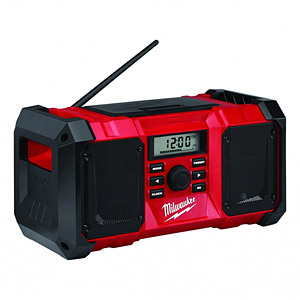 Milwaukee M18JSR-0 Jobsite Radio  (Not DAB)