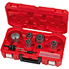 Milwaukee 4932464720 14pc Bi-Metal Contractor Holesaw Set