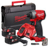 "Milwaukee M18FID2-502X Fuel 1/4"" Impact Driver Kit w/ 2 x 5.0Ah Batteries"