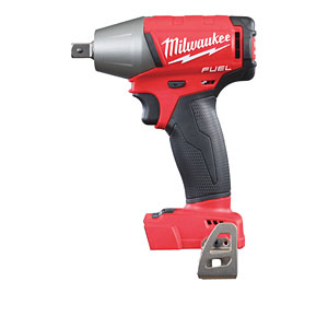 "Milwaukee M18FIWP12-0 M18 FUEL Impact Wrench 1/2"" Pin Detent (Body Only)"