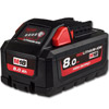 Milwaukee M18HB8 8.0Ah REDLITHIUM-ION™ HIGH OUTPUT™ Battery