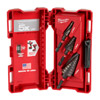 Milwaukee 48899266 3-Piece SHOCKWAVE Step Drill Set