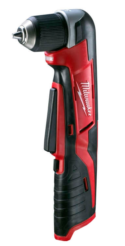 Right Angle Body : Milwaukee c rad m compact right angle drill body only