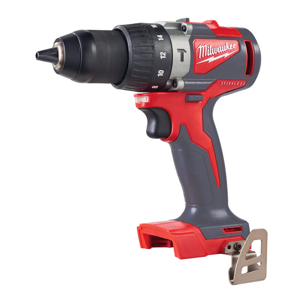 Milwaukee 18V Combi Drill Body Only M18BLPD2-0