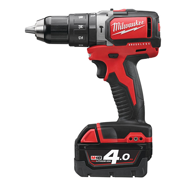 Milwaukee M18BLPD-402C Brushless Percussion Drill