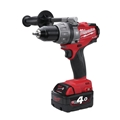Milwaukee M18CPD-402C M18 Fuel Compact Percussion Drill