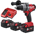 Milwaukee M18SET1-503X (M18CPD + 3 x 5.0Ah Li-Ion)