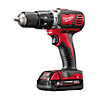 Milwaukee M18 Combi Drill 2.0Ah Kit M18BPD-202B