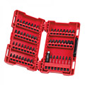 Milwaukee 4932430907 Shockwave Impact Driver Bit Set 56-Piece