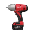 "Milwaukee HD18HIW-402C M18 1/2"" Drive Heavy Duty Impact Wrench"