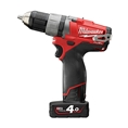 M12 cordless Drills drivers - Milwaukee Tools UK by CBS Power tools