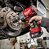 Milwaukee Impact Wrench Kit with 2 x 5Ah Batteries M18FHIWF12-502X