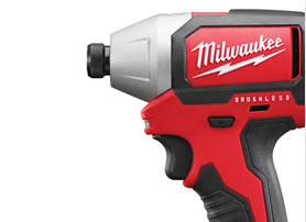 Milwaukee Tools UK: M18 Brushless range