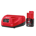 MILWAUKEE M12 NRG Battery & Charger Kit