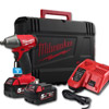 "Milwaukee M18ONEIWF12-502X One Key 1/2"" Impact Wrench (FR)"