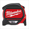 Milwaukee 48227308 Premium 8m Metric Tape Measure