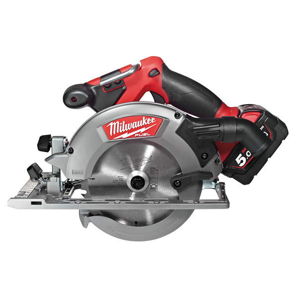 Milwaukee M18CCS66-502C M18 Fuel Circular Saw