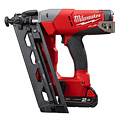 Milwaukee M18 CN16GA-202X 18V Fuel 16 Gauge Angle Nailer Kit