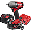 Milwaukee M18FMTIWF12-0 M18 Mid Torque Impact Wrench 1/2""