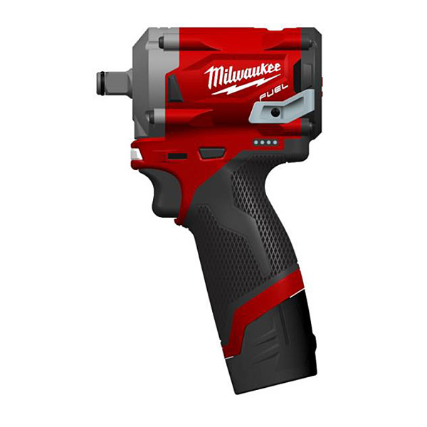 Milwaukee Fuel 1/4 inch Impact Wrench M12FIR38-0 (Zero Tool)