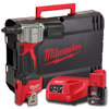Milwaukee M12BPRT-201X Pop Rivet Tool Kit