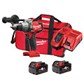 Milwaukee M18 FPD-402B M18 FUEL Percussion Combi Drill Kit