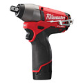 "Milwaukee M12CIW12-202C M12 Fuel Compact 1/2"" Impact Wrench"