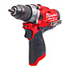 Milwaukee M12 FUEL Percussion Drill M12FPD-0 18V Body Only