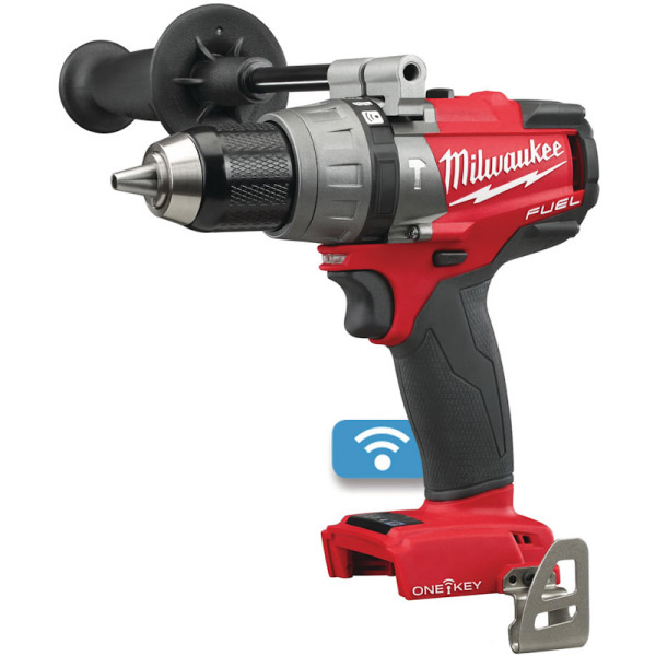 Milwaukee M18ONEPD-0 One Key Fuel Percussion Combi Drill (Zero Tool)