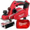 Milwaukee Planer M18BP-0 18V Cordless(Zero Tool)