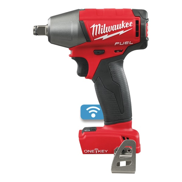 Milwaukee M18ONEIWF12-0 One Key 1/2 Impact Wrench (Zero Tool)