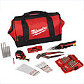 Milwaukee 4932430576 Plumbing Trade Set