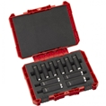 "Milwaukee 4932352861 10 piece Shockwave Impact Duty 1/2"" Socket Set"