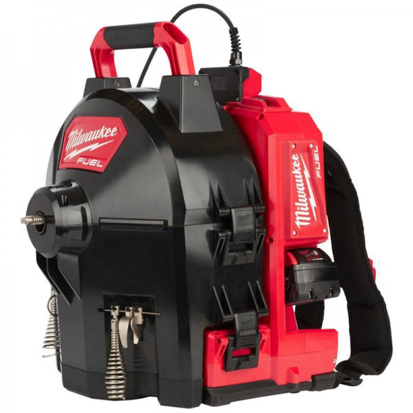 Milwaukee M18FFSDC10-0 FUEL Free Standing Drain Cleaner 10MM
