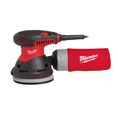 Milwaukee ROS125E 125mm Random Orbital Sander 240V