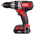 Milwaukee C18PD-32 M18 Compact Percussion Drill