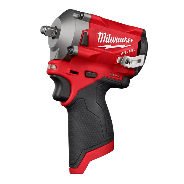 "Milwaukee M12FIW38-0 Fuel 3/8"" Impact Wrench (Zero Tool)"