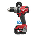 Milwaukee M18ONEPD-502X One Key Percussion Drill Kit