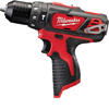 Milwaukee M12BPD-0 12V Sub Compact Percussion Drill (Zero Tool)