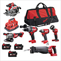 Milwaukee M18FPP6B-503B M18 FUEL 6 Item Kit + 3 x 5Ah Bats