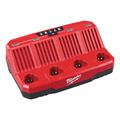 Milwaukee M12C4 4 Bay Multi Charger