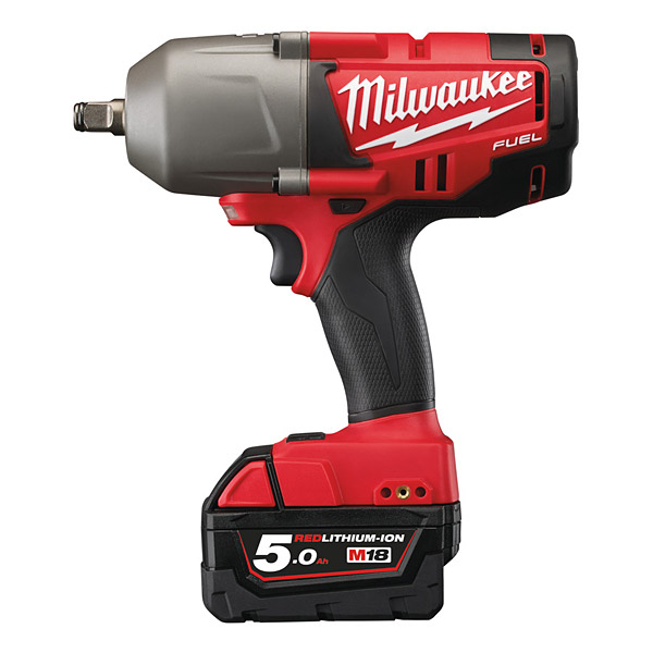"Milwaukee M18CHIWF12-502X FUEL Impact Wrench 1/2"" FR"