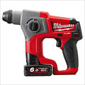 Milwaukee M12CH-602C M12 Fuel Compact SDS 2 Mode Hammer