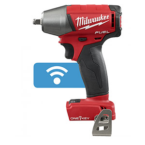 Milwaukee M18ONEIWF38-0 One Key Impact Wrench 3/8 (Body Only)